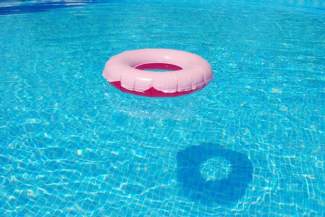 kruh na hladině
