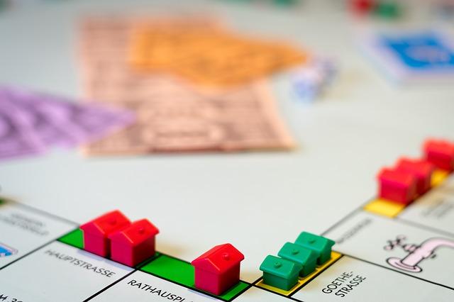 monopoly s nemovitostmi