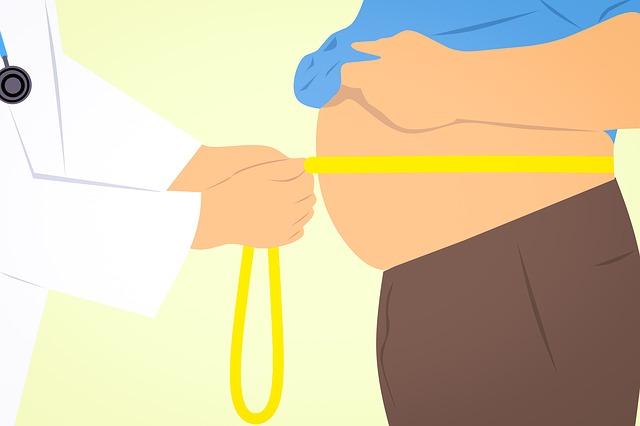 obézní u lékaře