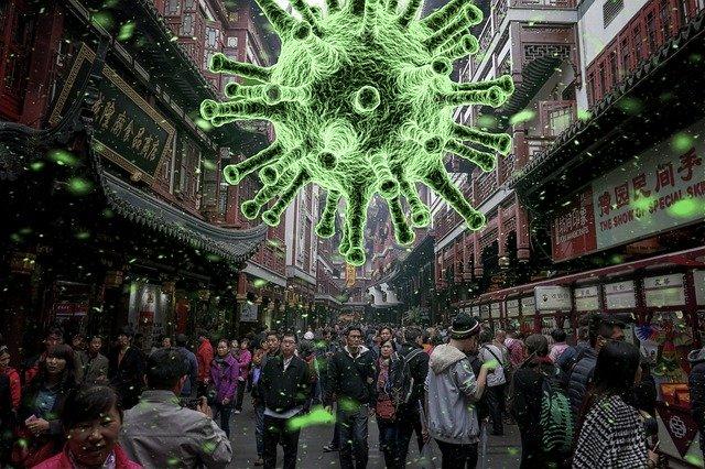 Korona virus v Číně