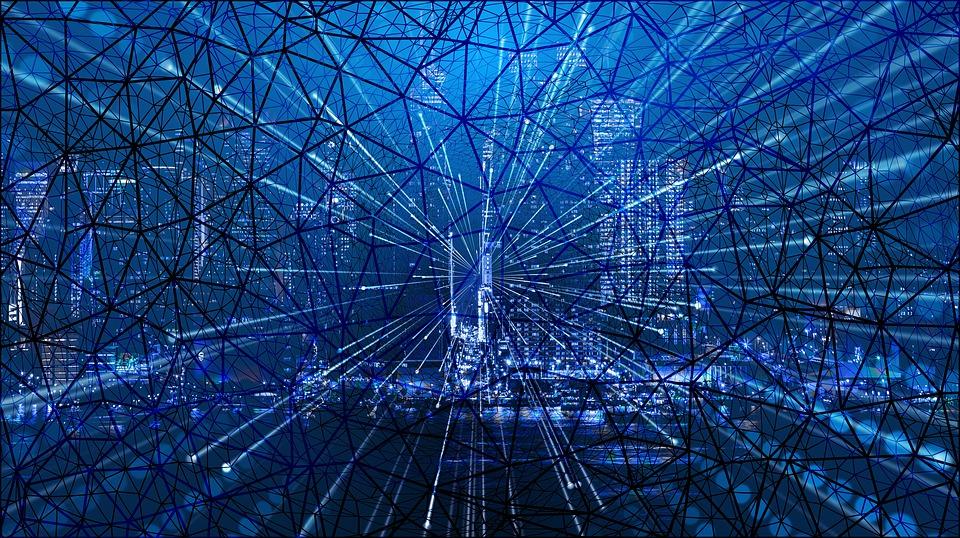 internet ve městě